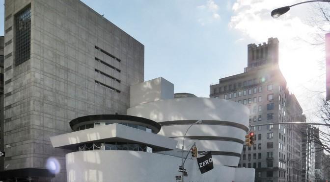 J'ai donc fait le Musée Guggenheim